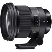 Объектив Sigma AF 105mm f/1.4 MACRO DG HSM Art Canon