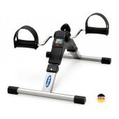 Мини велотренажер складной Belberg BE-09 с дисплеем для тренировки рук и ног