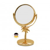 Зеркало косметическое Belberg BZ-09 (увел. х5) Пальма
