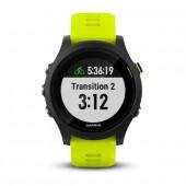 Часы GARMIN Forerunner 935 черно-зеленые Tri-Bundle