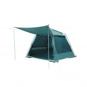 Tramp палатка Mosquito Lux Green  (V2) (зеленый)