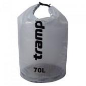 Tramp гермомешок прозрачный 70л (70л)