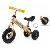 Беговел-каталка для малышей Small Rider Jimmy (золотой)