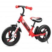 Легкий алюминиевый беговел Small Rider Roadster 2 EVA (красный)