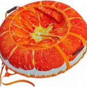 Тюбинг 110 см (Сочный Апельсин)