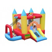 Батут Happy Hop Игровой центр 4 в 1 Мини Замок
