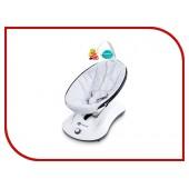 Электрокачели 4moms Рокару серый плюш + вкладыш в подарок!