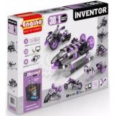 Конструктор Engino: Набор из 30 моделей с мотором. Приключения, серия INVENTOR