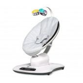 Кресло-качалка 4moms mamaRoo 4.0 Серебро