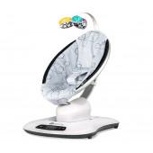 Кресло-качалка 4moms mamaRoo 4.0 Серый плюш