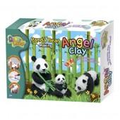 "Игровой набор для творчества Angel Clay ""Panda Bear Making"""