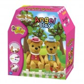 "Игровой набор для творчества Angel Clay ""Teddy Bear"""