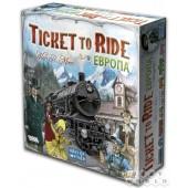 Ticket to Ride: Европа (3-е рус. изд.)